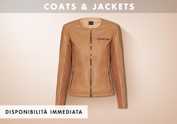 Coats & Jackets!