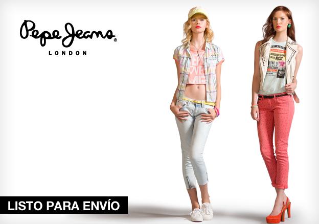 Pepe Jeans London: Tienda Denim