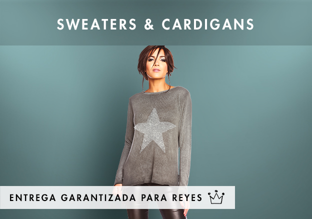 Sweaters & Cardigans up to -73%!