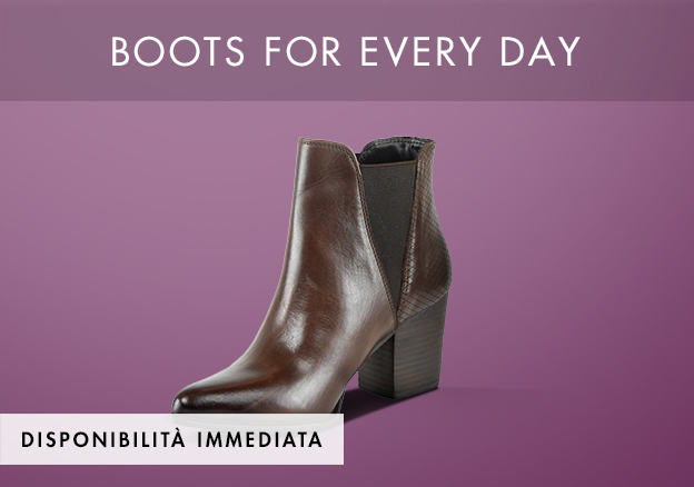 Boots for every Day