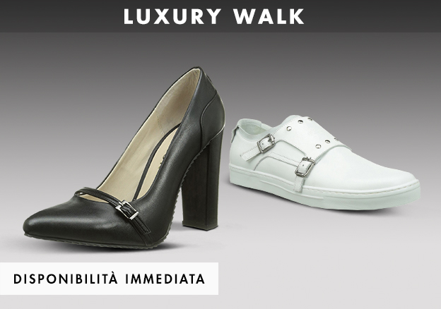 Luxury Walk!