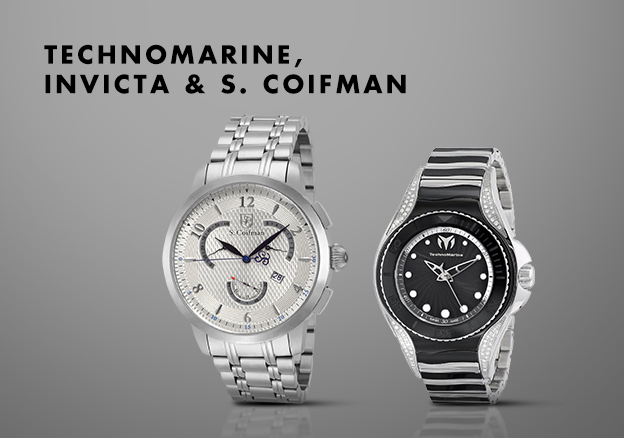 TechnoMarine, Invicta & S. Coifman