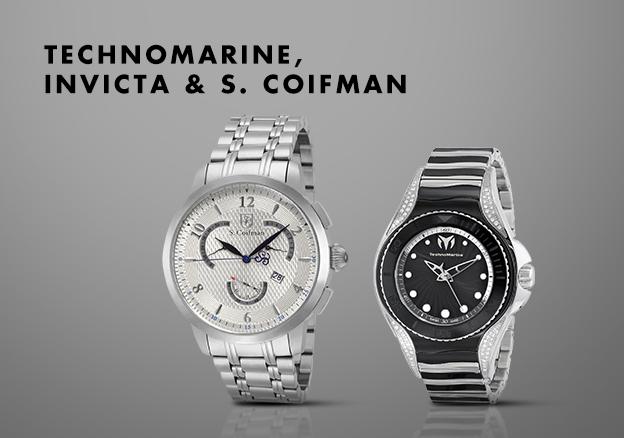 TechnoMarine, Invicta & S. Coifman