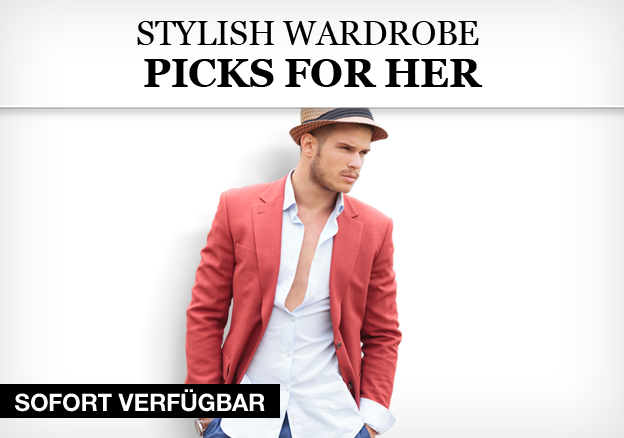 Stylish Wardrobe Picks for Him