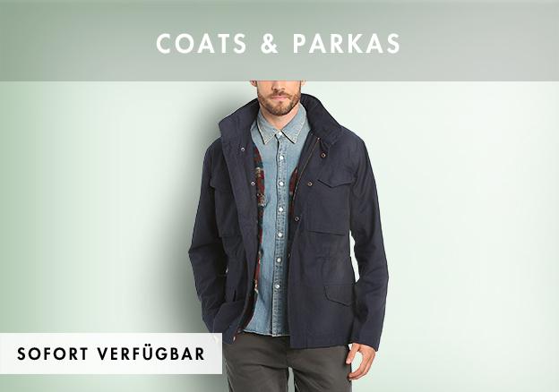 Coats & Parkas!
