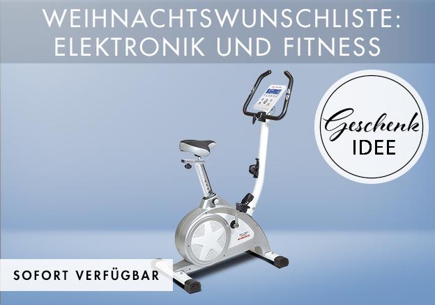 Weihnachtswunschliste: Elektronik und Fitness bis zu -67%!