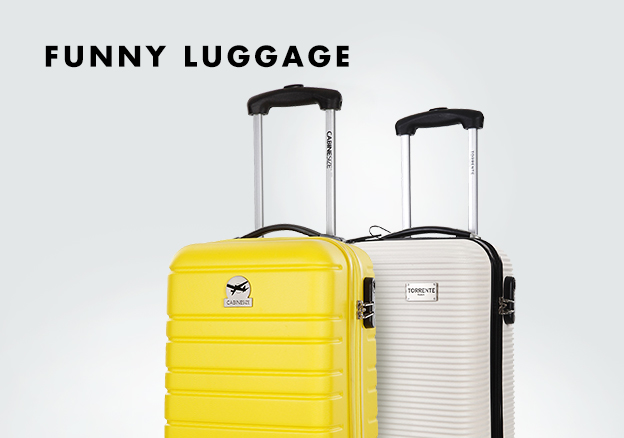 Funny Luggage