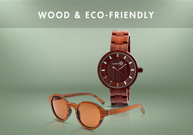 Wood & Eco-Friendly