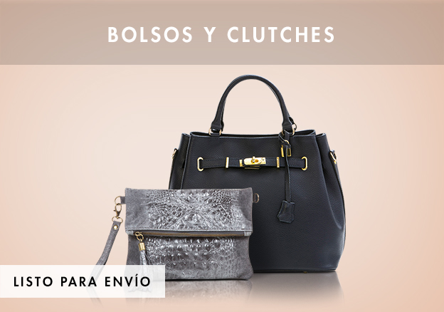 Bolsos y Clutches!