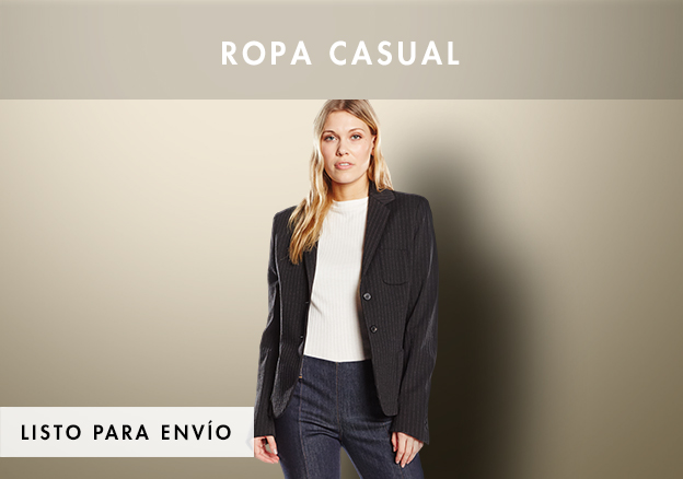 Ropa casual!
