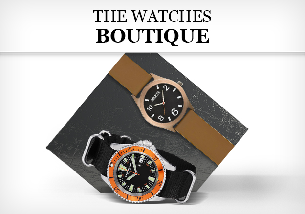 Watches Boutique Men