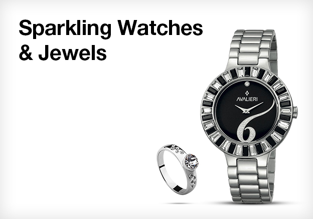 Sparkling Watches & Jewels