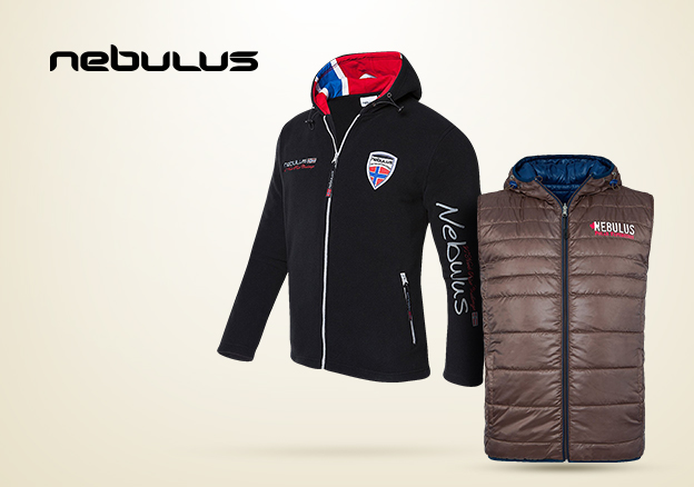 Nebulus Man Sportswear!