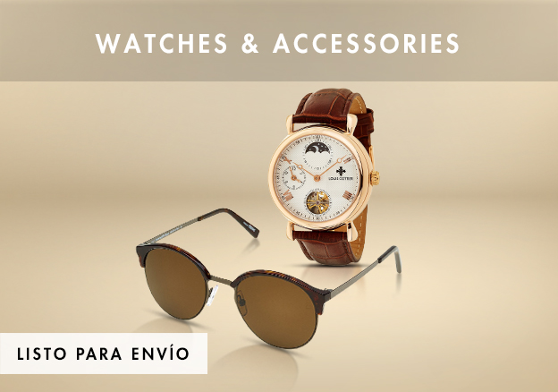 Watches & Accessories up to -80%!