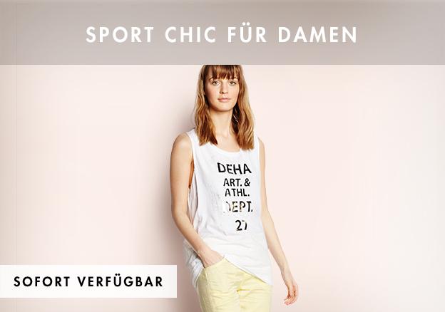 Sport Chic für Damen!