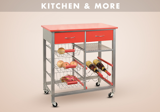 Life Style: Kitchen & more