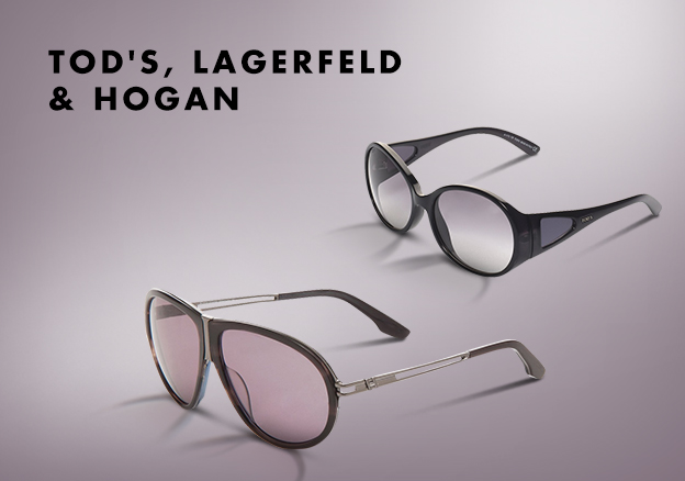 Tod's, Lagerfeld & Hogan!