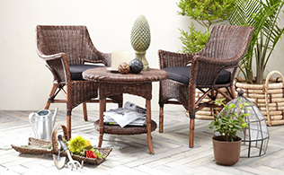 Rattan Living Furniture