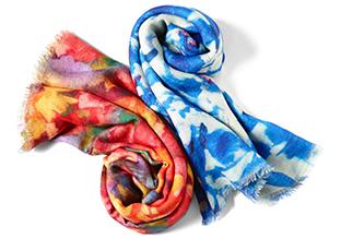 Si tratta di un Wrap : Sciarpe di primavera!