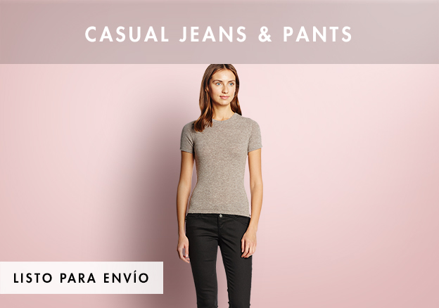 Casual Jeans & Pants up to -74%