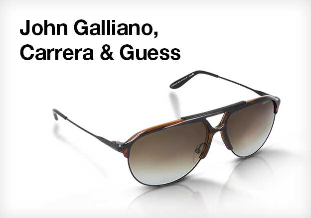 John Galliano, Carrera & Guess