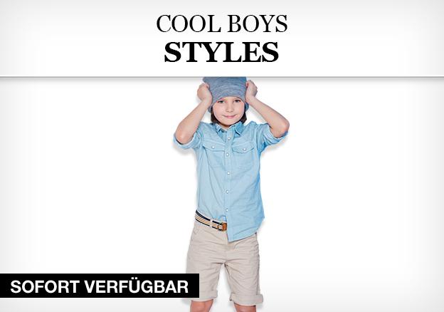 Cool Boys Styles