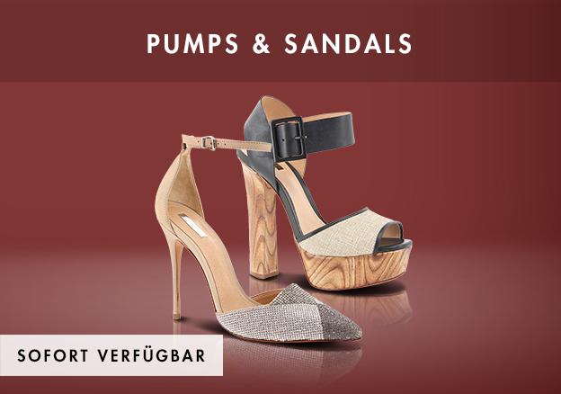 Pumps & Sandals