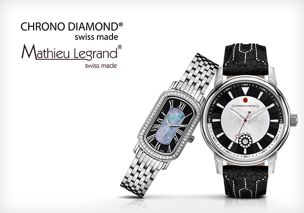 Chrono Diamond  & Mathieu Legrand