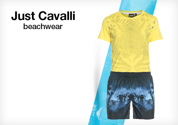 Just Cavalli Beachwear