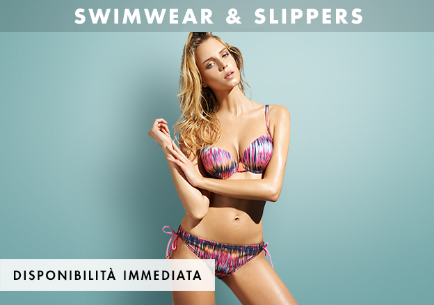 Swimwear & Slippers!