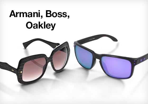 Armani Boss Oakley