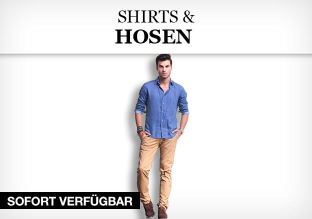 Shirts & Hosen