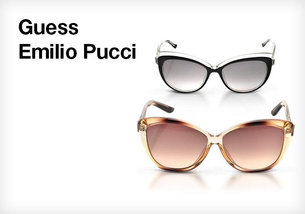 Guess & Emilio Pucci