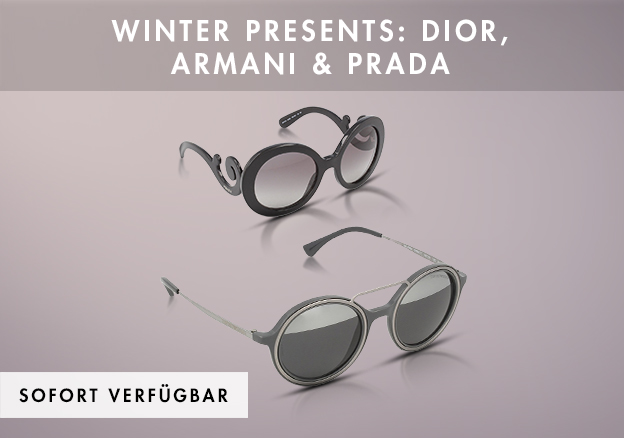 Winter Presents: Dior, Armani  & Prada