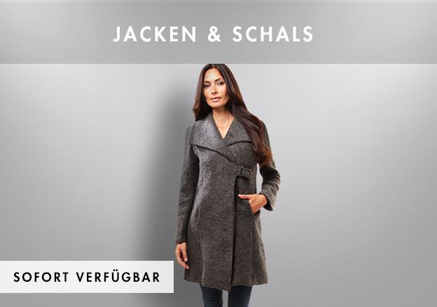 Jacken & Schals bis zu -73%