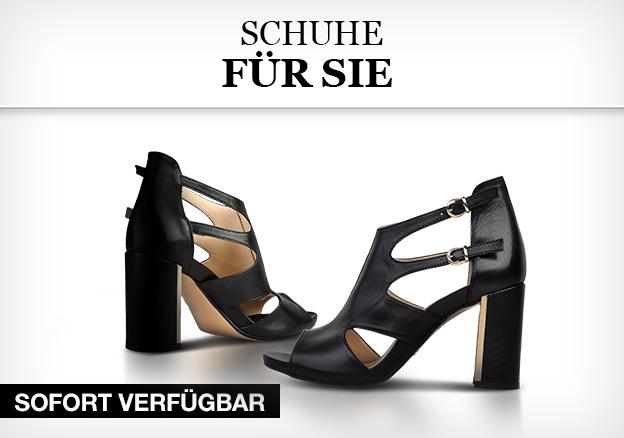Schuhe für Sie