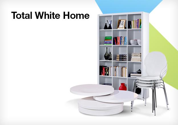 Total White Home