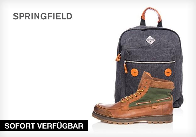 Springfield Footwear