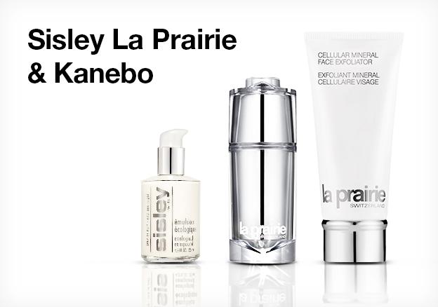 Sisley La Prairie & Kanebo