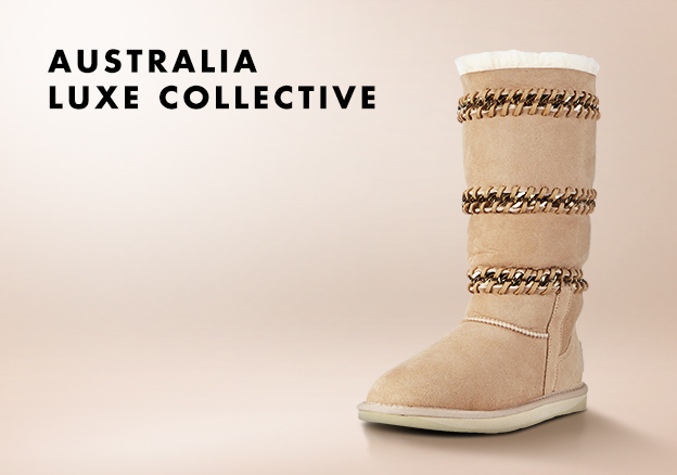 AUSTRALIA LUXE COLLECTIVE!