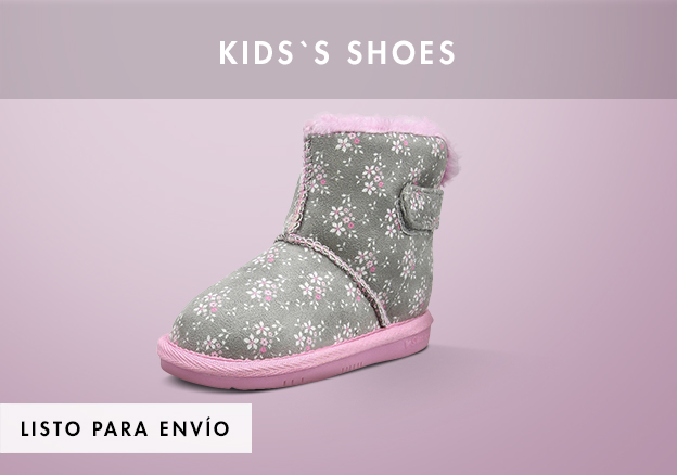 Kids`s shoes