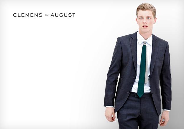 Clemens en August