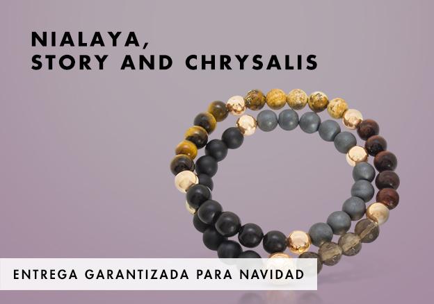 Nialaya, Story and Chrysalis