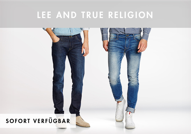 Lee and True Religion!