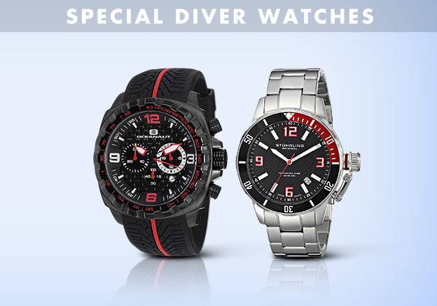 Special Diver Watches
