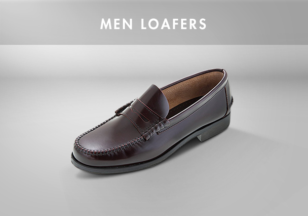 Men loafers!