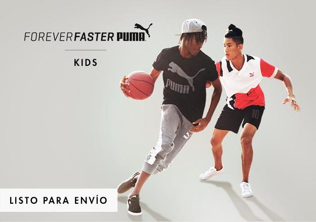 Puma Kids!
