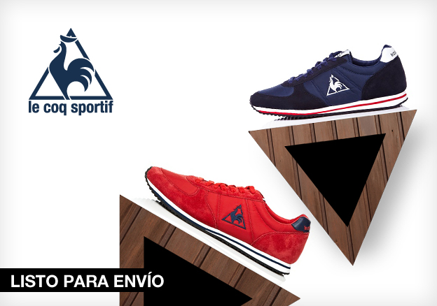 Le Coq Sportif: Back to School