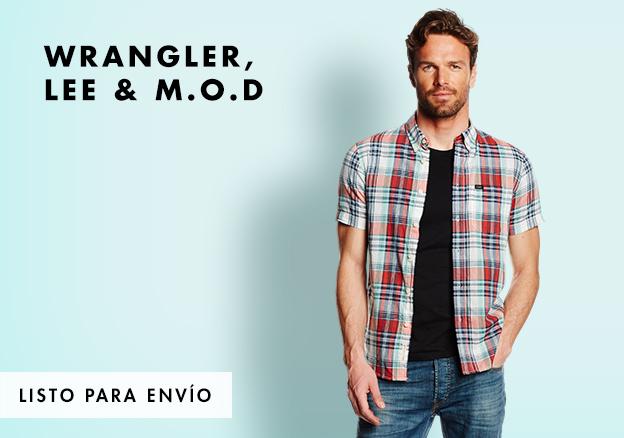 Wrangler, Lee & M.O.D!