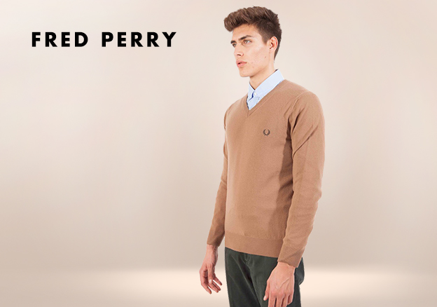 Fred Perry!